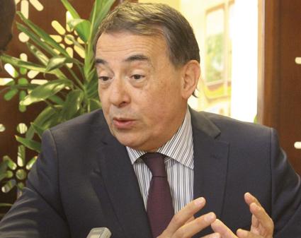 LUIS AYALA, SG DE L'INTERNATIONAL SOCIALISTE : « En politique, les idées valent mieux que l'argent »