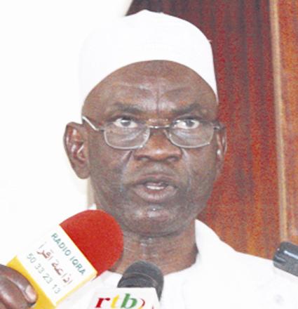 AUMONERIE MILITAIRE A PROPOS DE L'ATTAQUE TERRORISTE : « Condamner ne suffit pas », dixit imam Boubacar Compaoré