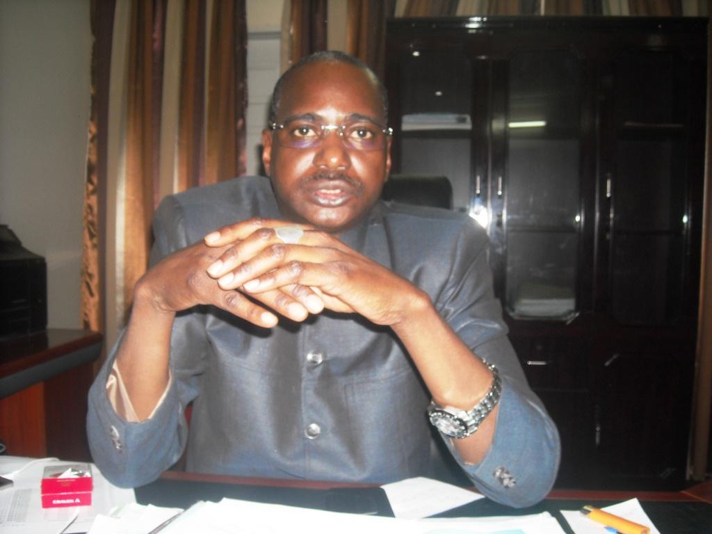 ELECTIONS COUPLEES 2016 AU NIGER : «La CENI s'est fixé un délai de 72 heures pour publier les premiers résultats», selon le Président Boubé Ibrahim