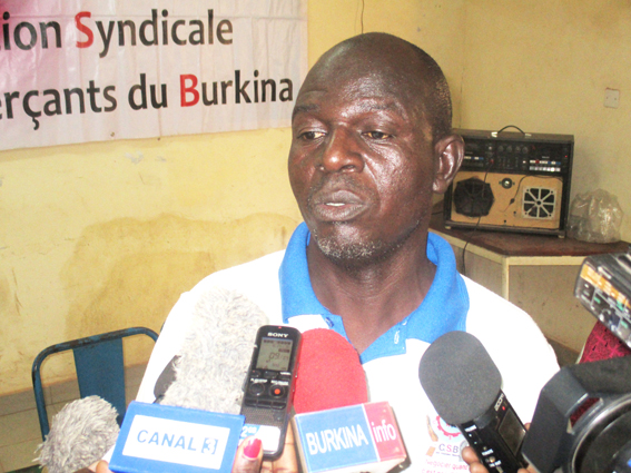 Editions le pays elections a la chambre de commerce la for Chambre de commerce du burkina