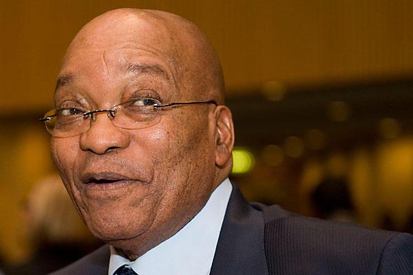 AUGMENTATION DU SALAIRE DE JACOB ZUMA :L'apartheid version ANC