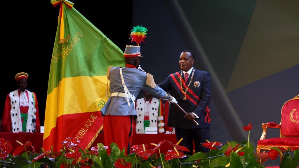 INVESTITURE DE SASSOU : Ils étaient nombreux à célébrer les funérailles de la démocratie