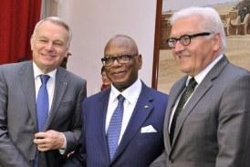TOURNEE DES CHEFS DE LA DIPLOMATIE FRANCAISE ET ALLEMANDE EN AFRIQUE: L'Europe à la recherche d'un bon bouclier contre le terrorisme