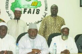 PROMOTION DE LA PAIX AU BURKINA : La FAIB apporte ses bénédictions à la Ligue islamique pour la promotion de la paix au Faso