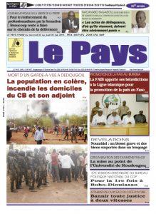 LE JOURNAL 04/05/2016 au 05/05/2016