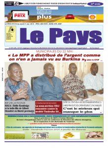 LE JOURNAL  31/05/2016