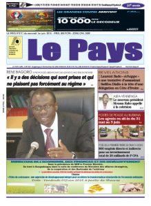 LE JOURNAL  01/06/2016