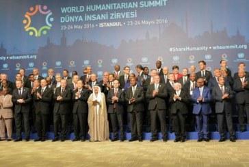 SOMMET MONDIAL D'ISTANBUL : L'humanitaire d'accord, mais il faut surtout s'attaquer à la racine du mal
