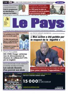 LE JOURNAL 06/05/2016 au 08/05/2016