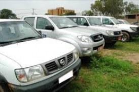 PRESIDENCE DU FASO : 57 véhicules portés disparus