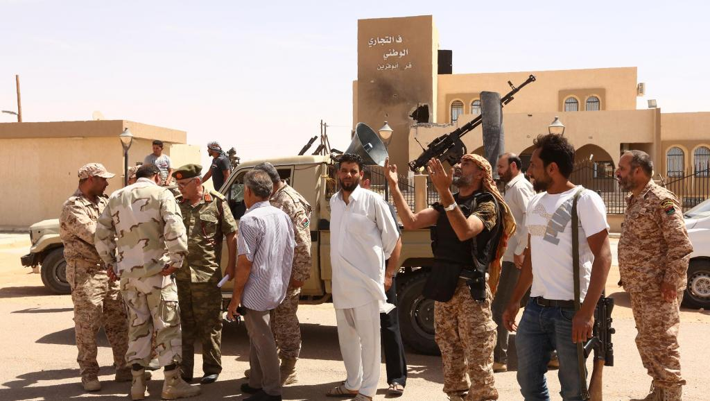 ASSAUT CONTRE L'EI A SYRTE : La bataille est en passe d'être gagnée mais la guerre n'est pas terminée