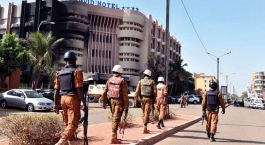ATTAQUES TERRORISTES AU BURKINA : 10 suspects arrêtés, 6 autres activement recherchés