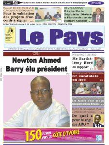 LE JOURNAL  26/07/2016