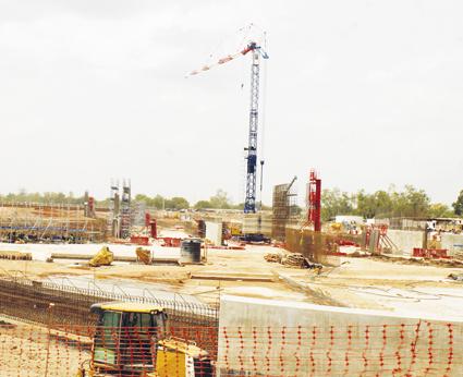 CONSTRUCTION DE L'ECHANGEUR DU NORD  A OUAGADOUGOU : Les riverains entre amertume et espoir