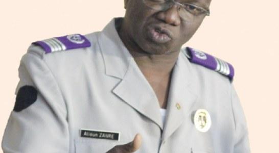 ALIOUNE ZANRE, COMMISSAIRE DU GOUVERNEMENT, A PROPOS DU PUTSCH MANQUE : « La mise en liberté provisoire ne signifie pas un non-lieu »
