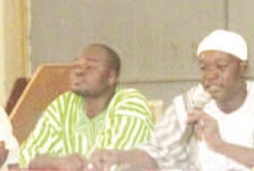 PUTSCH MANQUE DU 16 SEPTEMBRE : Des commerçants et des artisans plaident pour la libération de Djibrill Bassolé