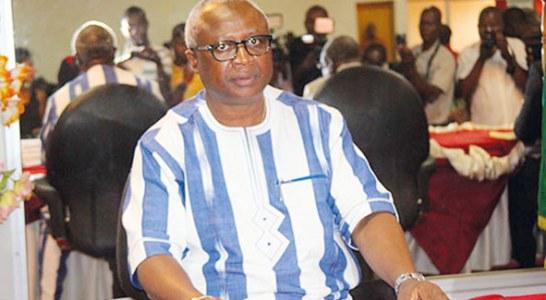 MAIRIE CENTRALE DE OUAGADOUGOU : Armand Béouindé installé dans ses fonctions
