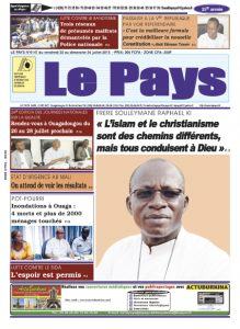 LE JOURNAL  22/07/2016