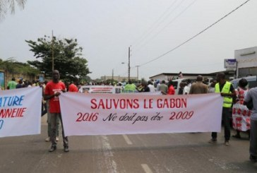 MANIFESTATION DE L'OPPOSITION AU GABON : Libreville a le sommeil trouble