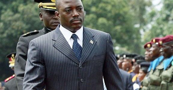 MANIFS DU POUVOIR EN RDC: Kabila droit dans ses godasses
