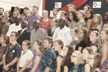 CORPS DE LA PAIX : 60 volontaires américains prêtent serment