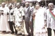 INSTALLATION DU MAIRE DE OUAHIGOUYA : Basile Boureima Ouédraogo bénéficie du soutien du maire de Mopti