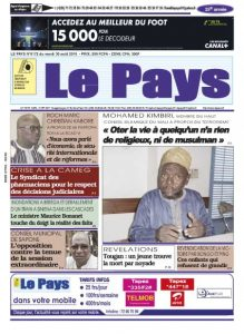 LE JOURNAL  30/08/2016