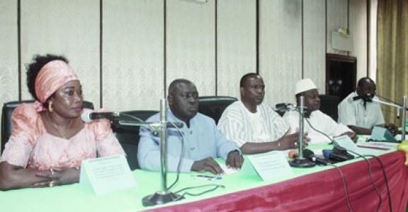 CHAMBRE DE COMMERCE ET D'INDUSTRIE DU BURKINA : L'APICS-AEB pour un audit de la gestion du bureau sortant