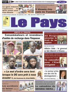 LE JOURNAL  28/09/2016