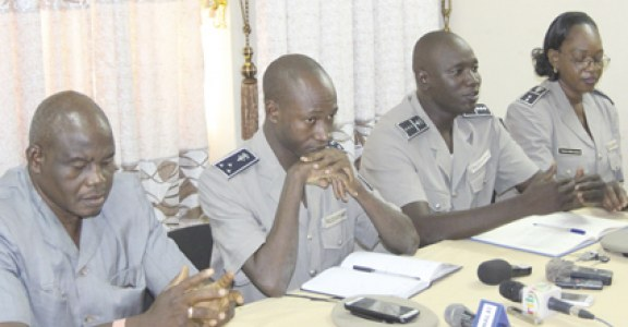SECURITE ROUTIERE AU BURKINA : « Les accidents de la route en baisse », selon la Police nationale