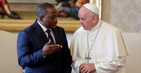KABILA AU VATICAN : Le Pape réussira-t-il à ramener sa brebis égarée dans l'enclos?