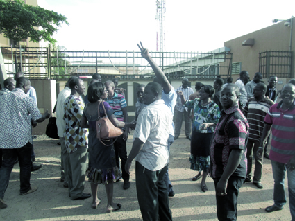 CAMEG : Le personnel s'oppose à l'installation du nouveau DG
