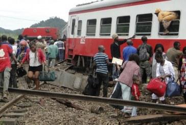 DERAILLEMENT D'UN TRAIN AU CAMEROUN : Tirer toutes les leçons