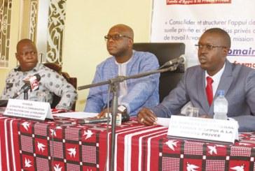 LANCEMENT DU FONDS D'APPUI A LA PRESSE PRIVEE : Pour mieux structurer les entreprises de presse burkinabè
