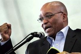 RETRAIT ANNONCE DE L'AFRIQUE DU SUD DE LA CPI : Zuma réussira-t-il à divertir son peuple?