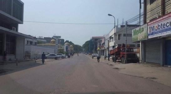 JOURNEE VILLE MORTE EN RDC : Le compte à rebours a-t-il commencé pour Kabila?