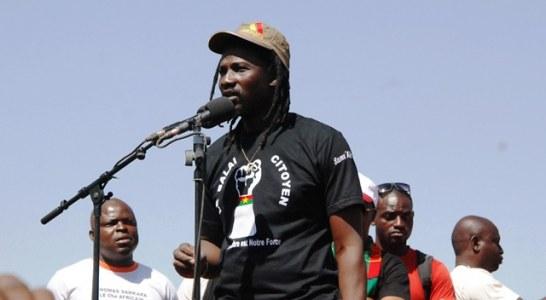 INSURRECTION POPULAIRE : «Je refuse l'hypocrisie de certains hommes politiques», dixit Sam'S K Le Jah