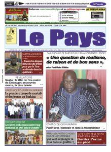 LE JOURNAL  25/10/2016