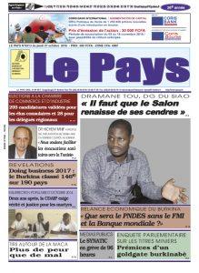 LE JOURNAL  27/10/2016
