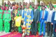 CYCLISME : Le président du Faso offre 20 millions de FCFA  aux Etalons cyclistes
