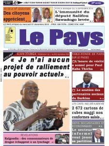 LE JOURNAL  07/12/2016