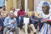 SIT-IN DES ENCADREURS PEDAGOGIQUES : « Si on ne trouve pas de solution à nos problèmes, le système sera bloqué », dixit Arouna Lankoandé