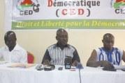 RECONCILIATION NATIONALE : Le Cadre d'expression  démocratique dénonce un manque de volonté politique