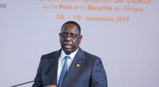 FORUM DE DAKAR SUR LA PAIX ET LA SECURITE EN AFRIQUE : Que peut-on en attendre?