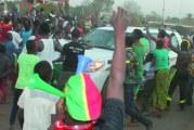 QUALIFICATION DES ETALONS POUR LES DEMI-FINALES : Liesse populaire à Ouagadougou