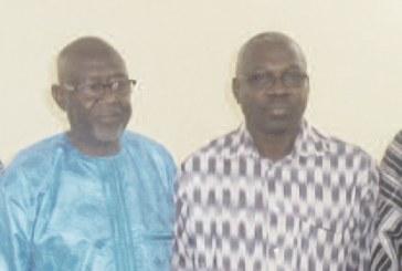 GESTION DE L'UNPCB : Anatole Yaméogo installé administrateur provisoire