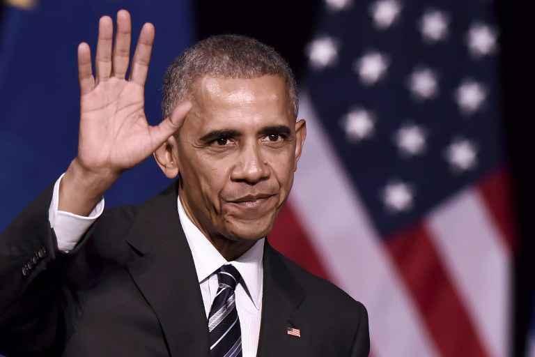 Déjà un nouveau poste dans la musique — Barack Obama