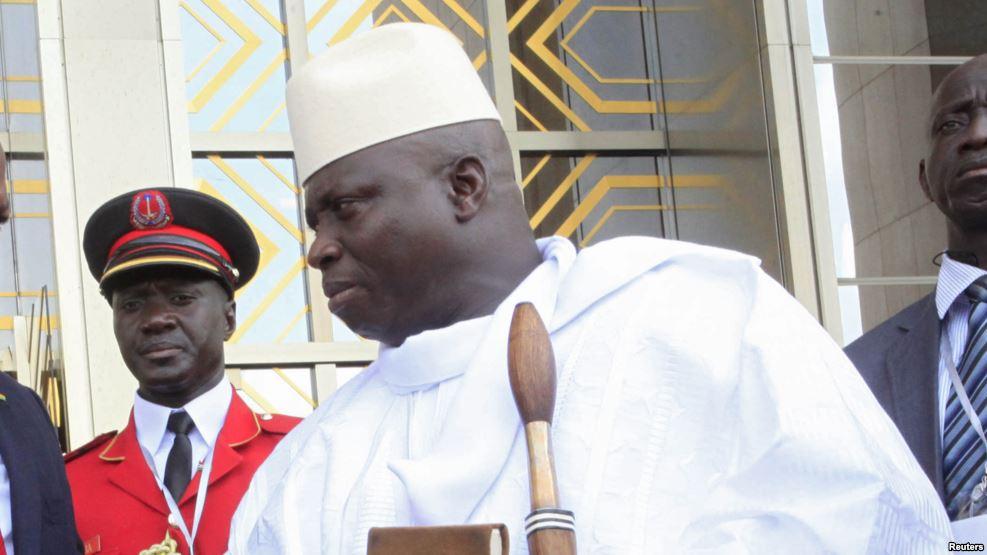 CRISE GAMBIENNE : Jammeh serait-il pris à son propre piège?