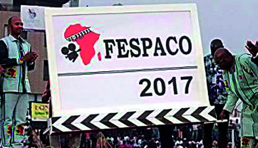 25E  EDITION DU FESPACO : Le clap d'ouverture donné par le président  du Faso