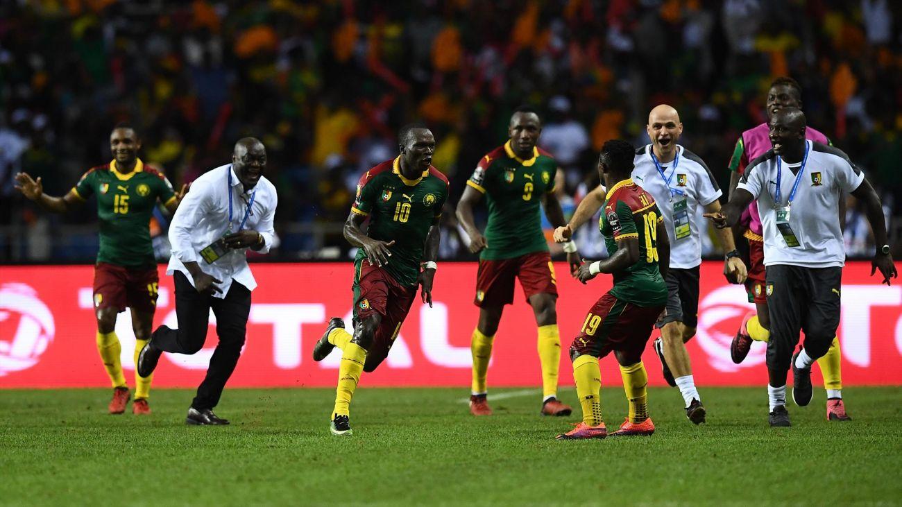 VICTOIRE DU CAMEROUN A LA CAN 2017 : Le trophée dans la tanière des Lions